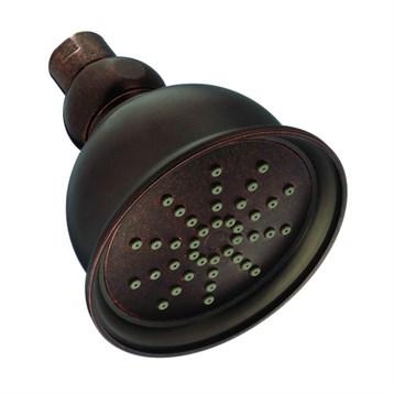 "Danze Eterno 4"" 1 Function Shower Head 2.0gpm, Tumbled Bronze D460025BR by Danze"