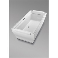 TOTO Aimes Free Standing Bathtub - Cotton White ABF626N.01