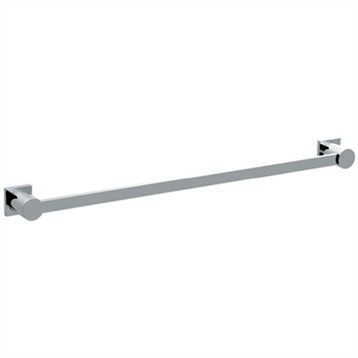 "Grohe Allure 24"" Towel Bar, Starlight Chrome by GROHE"