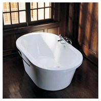 "MTI Osiris Tub (71.5"" x 41.75"" x 25.5"")"