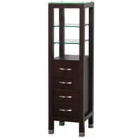 Tavello Wood Bathroom Cabinet - Espresso by Wyndham Collection WC-K-W045-ESP