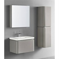 "Madeli Euro 30"" Bathroom Vanity for Integrated Basin - Silk B930-30-002-SK"