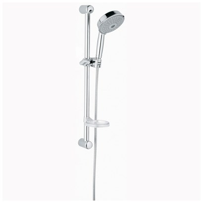 Grohe Rainshower Rustic Shower Set - Starlight Chrome