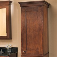 Fairmont Designs Lifestyle Collection Shaker Linen Hutch - Warm Cherry