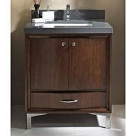 "Fairmont Designs Seascape 30"" Vanity - Whiskey 152-V30"