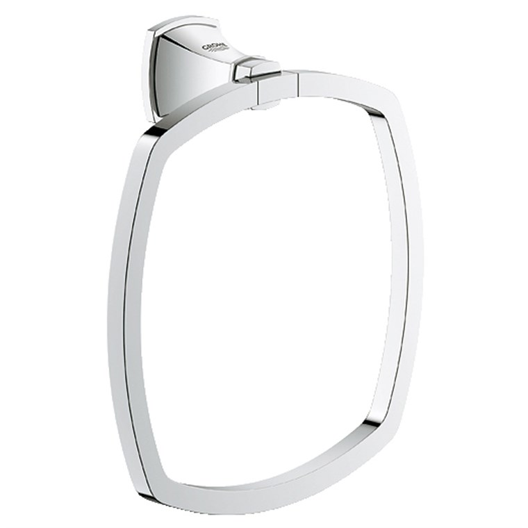 Grohe Grandera Towel Ring - Chrome GRO 40630000
