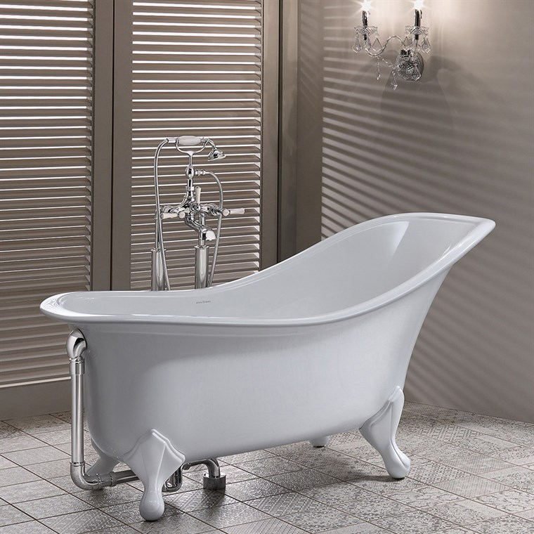 Drayton Clawfoot Bathtub by Victoria and Albert DRA-N-SW-OF + (C4816)