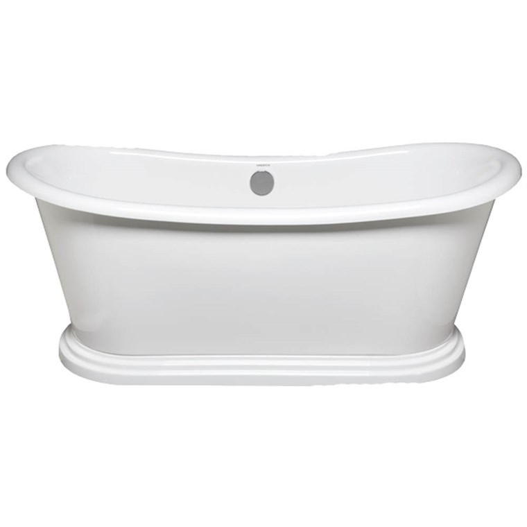 "Americh Sawyer 7131 Freestanding Tub (71"" x 31"" x 26"") - White SW7131T-WH_"