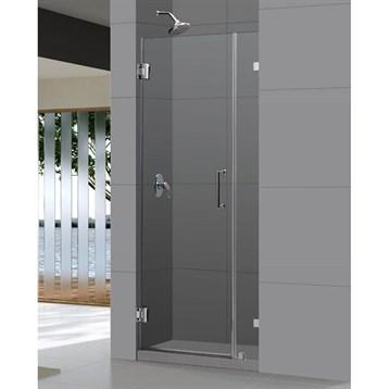 "Bath Authority DreamLine Radiance Shower Door w/ 6"" Panel, 29"", 36"" SHDR-233XX210 by Bath Authority DreamLine"