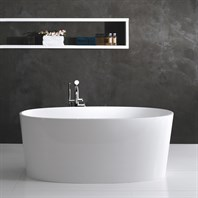iOS Bathtub by Victoria and Albert IOS-N-SW-OF (C4795)