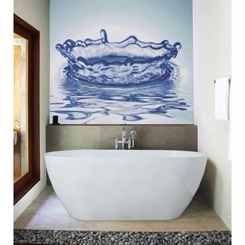 Aquatica purescape 617 freestanding aquastone bathtub free shipping modern bathroom Modern bathroom north hollywood