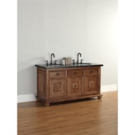 "James Martin 60"" Mykonos Double Vanity - Cinnamon 550-V60D-CIN"