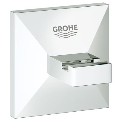 Grohe Allure Brilliant Robe Hook - Starlight Chrome GRO 40498000