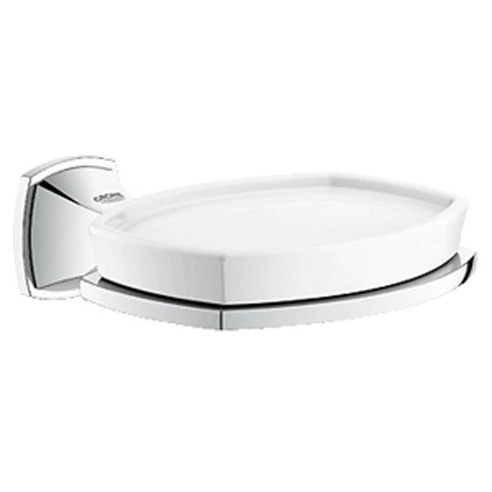 Grohe Grandera Dish including Holder - Chromenohtin