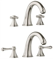 Grohe Geneva Roman Tub Filler - Infinity Brushed Nickel