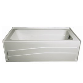 "Americh Malcolm 6032 Right Hand Tub (60"" x 32"" x 18"") MC6032R"