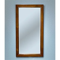 "Fairmont Designs 18"" Concorde Mirror - Warm Cognac 140-M18"