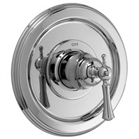 JADO Hatteras Pressure Balance Shower Valve & Trim - Lever Handle