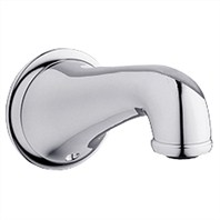 Grohe Seabury Tub Spout - Starlight Chrome