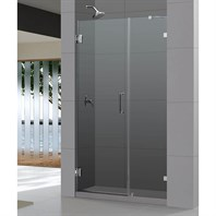 "Bath Authority DreamLine Radiance Shower Door w/ 22"" Panel (45"" - 52"") SHDR-234XX210"