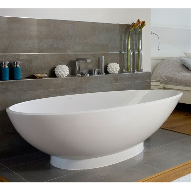 Napoli Bathtub by Victoria and Albert NAP-N-SW-OF (C5518)
