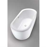 TOTO Nexus® Freestanding Cast Iron Bathtub FBF794S#01D