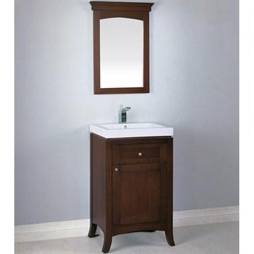 Fairmont Designs Shaker 21 Mirror Dark Cherry Free Shipping Modern Bathroom