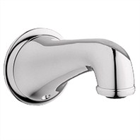 Grohe Seabury Tub Spout - Sterling Infinity Finish