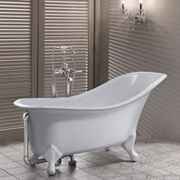 Drayton Clawfoot Bathtub by Victoria and Albert DRA-N-SW-OF + (CS4605)