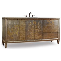 "Cole & Co. 76"" Designer Series Catherine Hall Chest - Elegant Frisagé 11.22.275576.46"