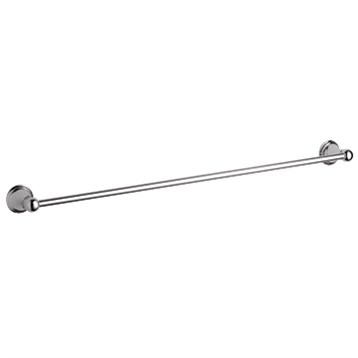 Grohe Geneva Towel Bar, Sterling Infinity Finish by GROHE
