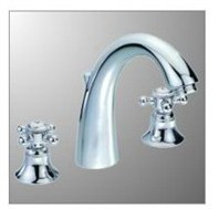 London 4 Bathroom Faucet - Chrome