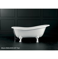 Roxburgh Clawfoot Bathtub by Victoria and Albert ROX-N-SW + (CS2865)
