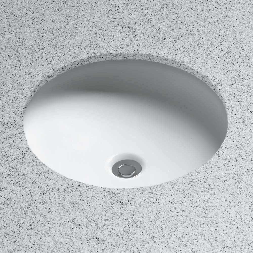 TOTO Curva Undercounter Lavatory, Roundnohtin Sale $366.00 SKU: LT183 :