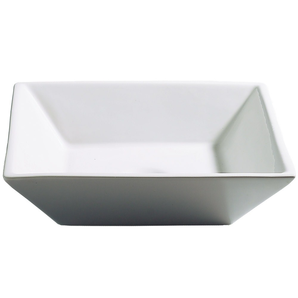 Pyra Porcelain Vessel Sink White