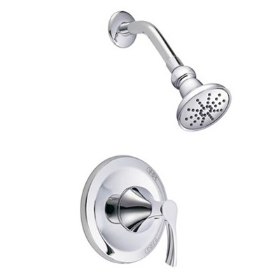 Danze Antioch Trim Only Single Handle Pressure Balance Shower Faucet - Chromenohtin Sale $57.00 SKU: D513522T :