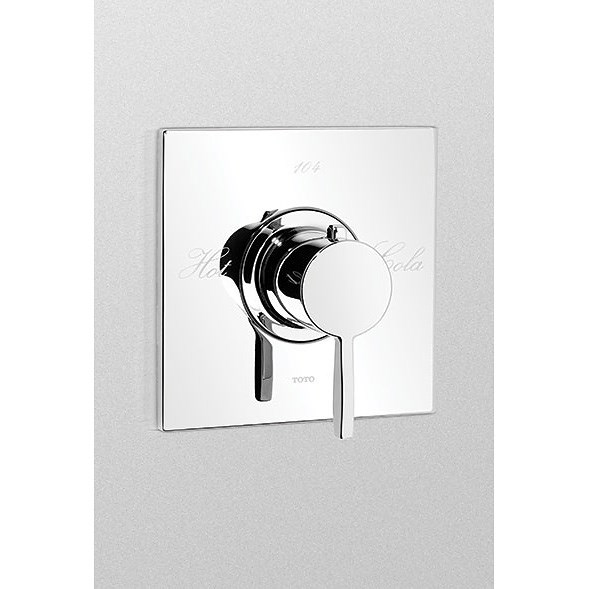 TOTO Aimes® Thermostatic Mixing Valve Trim - Polished Chrome Finish TS626T.CP