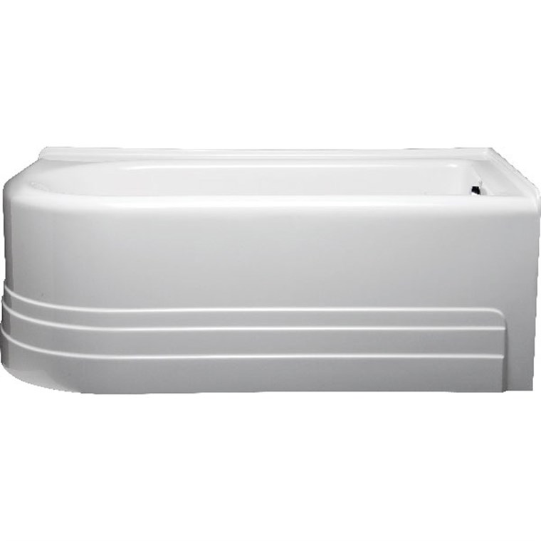 "Americh Bow 6632 Right Handed Tub (66"" x 32"" x 21"") BO6632R"