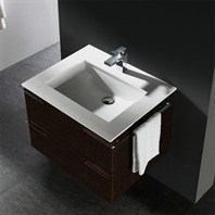 Vigo 31-inch Single Bathroom Vanity - Wenge VG09003104K1