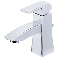 Danze Logan Square Single Handle Lavatory Faucet - Chrome D222536