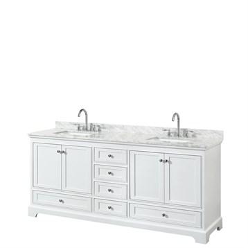 deborah 80 quot bathroom vanity by wyndham collection