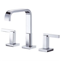Danze® Sirius™ Trim Line Widespread Lavatory Faucets - Chrome