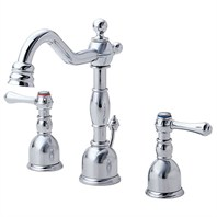 Danze® Opulence™ Widespread Lavatory Faucets - Chrome