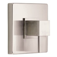 Danze Reef Valve Only Trim Kit - Brushed Nickel D510433BNT