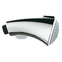 Grohe Pull-Out Spray - Chrome and Grey GRO 46173IE0