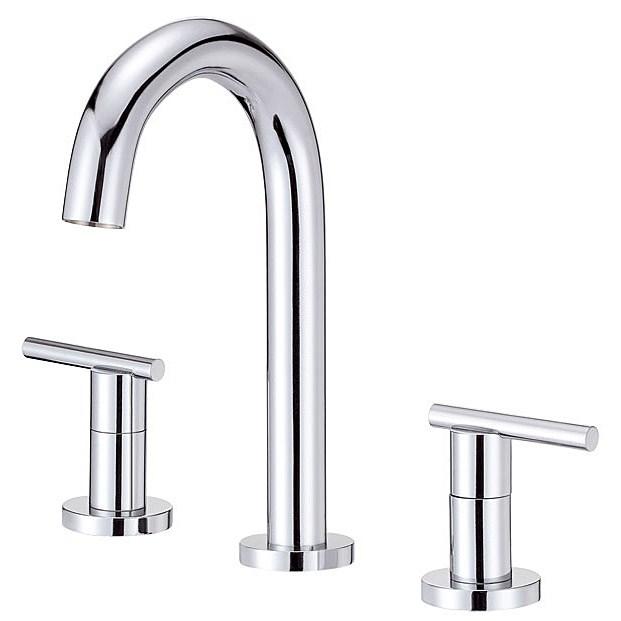 Danze® Parma™ Trim Line Widespread Lavatory Faucet - Chromenohtin Sale $290.25 SKU: D304658 :