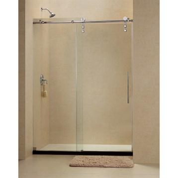 Bath Authority DreamLine Enigma-Z Fully Frameless Sliding Shower ...