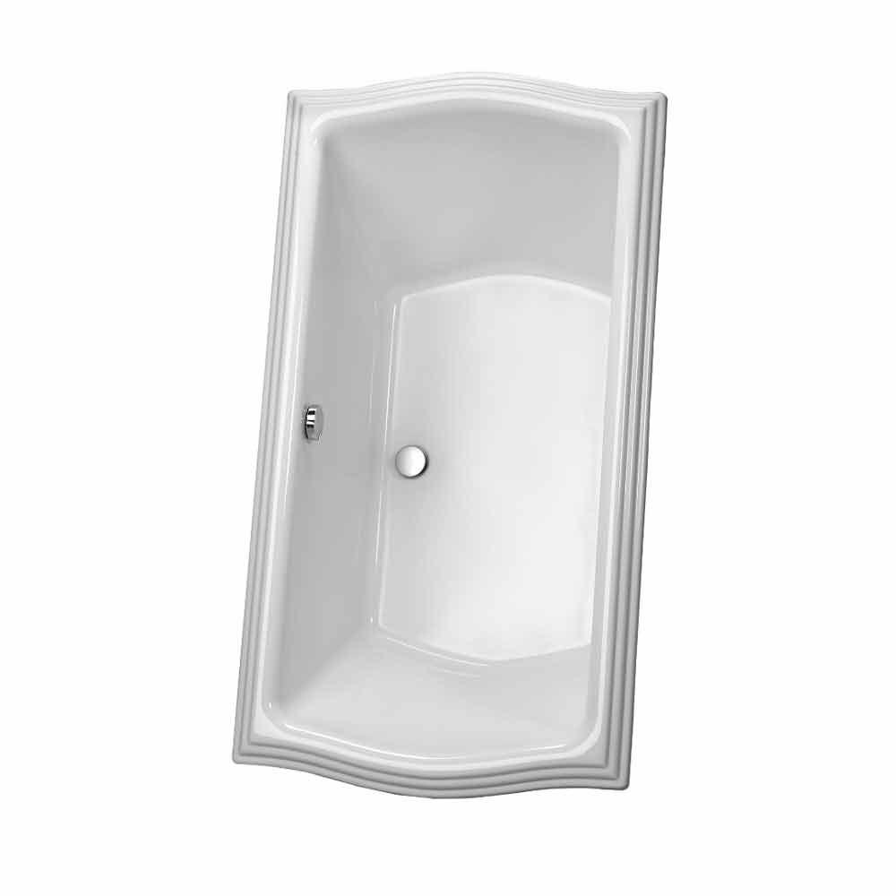 "TOTO Clayton™ Soaker Bathtub 60"" x 32""nohtin Sale $1516.00 SKU: ABY781N :"