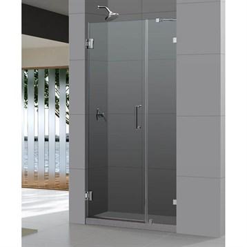 "Bath Authority DreamLine Radiance Shower Door w/ 14"" Panel, 37"", 44"" SHDR-233XX210- by Bath Authority DreamLine"