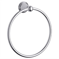 Grohe Geneva Towel Ring - Starlight Chrome